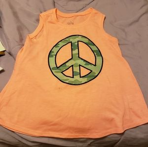 Girl's Justice tank top size 6/7 NEVER WORN!
